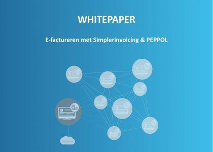 Whitepaper Peppol voor softwareleveranciers
