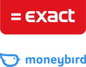 logo exact en moneybird