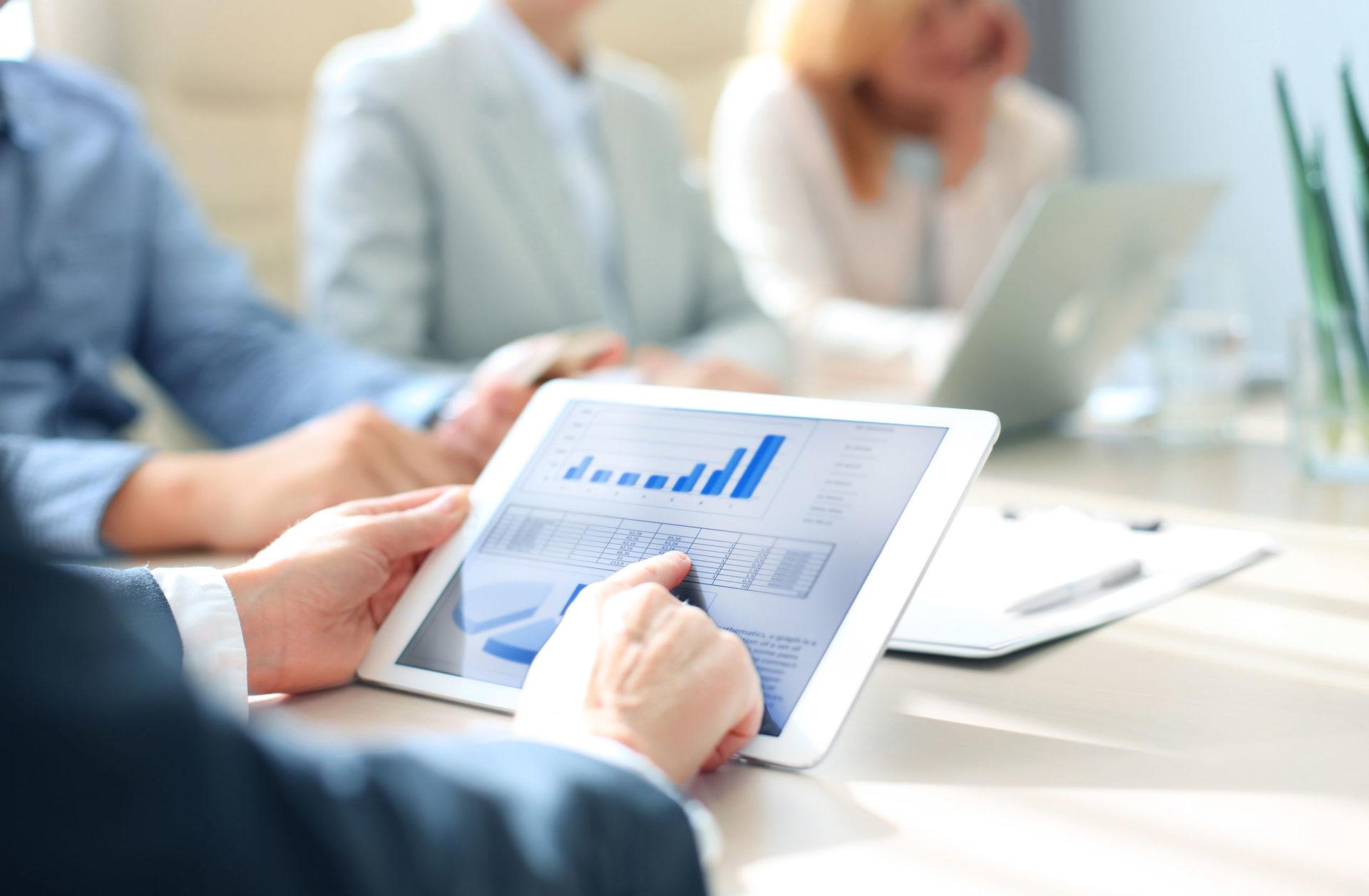 Vergadering statistieken e-facturatie