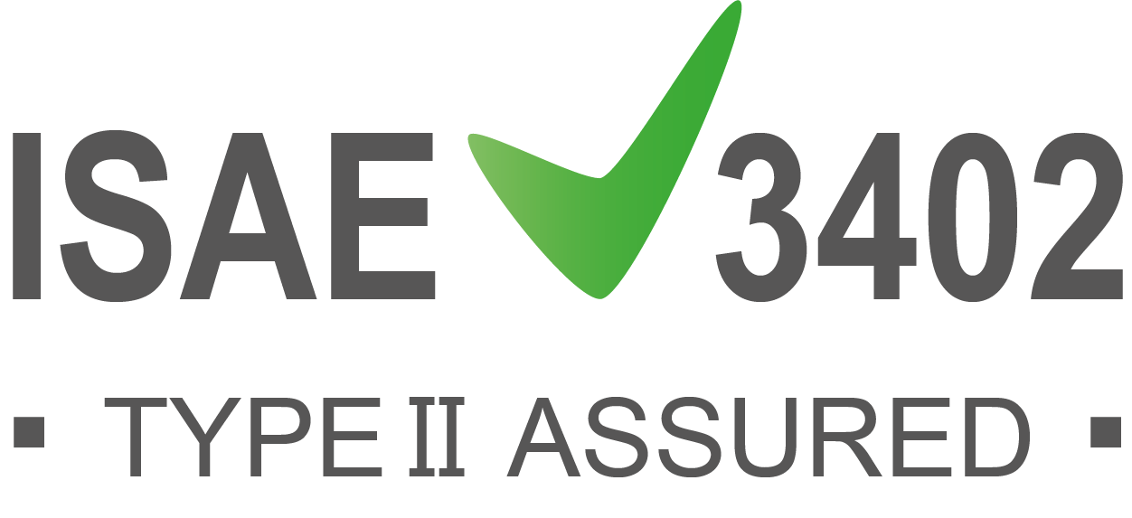 tradeinterop ISAE 3402 type 2 gecertificeerd