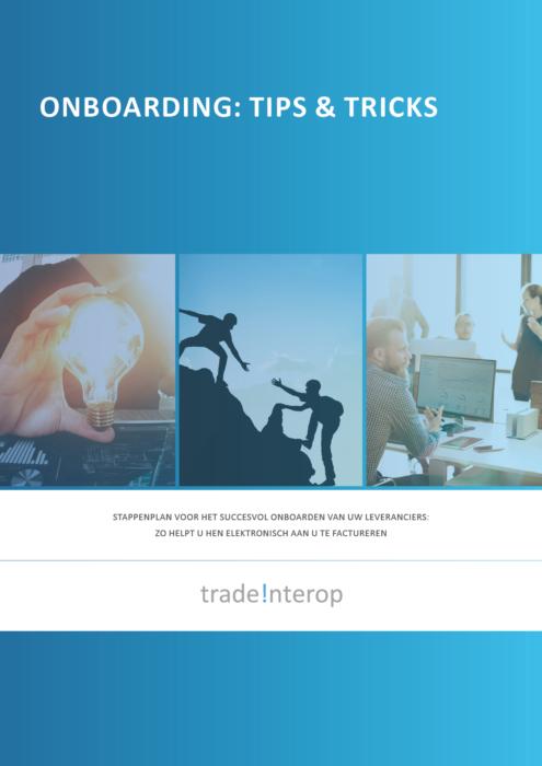 whitepaper onboarding leveranciers e-facturatie