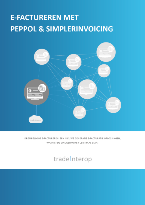 whitepaper e-factureren met peppol voor softwareleveraniers