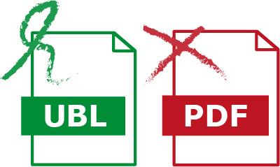 UBL mailen